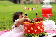 Mamá en-cantando: Smash the fruit Antonia