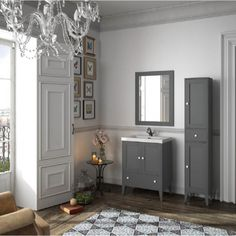 Salgar Bathroom Furnitre, huge collection available through Tubs & Tiles stores Nationwide Tiles, Tall Cabinet Storage, Furniture, Tile Showroom, Tile Bathroom, Tile Design, Tub Tile, Home Decor, Room Decor
