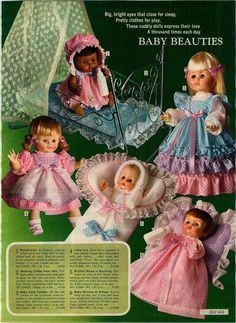 473 Best Black Dolls Adds In Vintage Catalogs 60 S