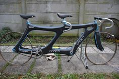 Cinelli CInetica tandem track by caale, via Flickr