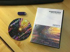 Toisinaan toimitamme progeCADin myös CDllä. ProgeCAD kuva CD-levyn päälle tulostettu Azon tasotulostimella. #progecad #progecad2016 #progesoft #azon #azonprinters #printing #cad #tampere