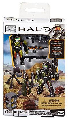 Mega Bloks Halo UNSC Weapons Pack II Mega Bloks http://www.amazon.com/dp/B00H6T0N1E/ref=cm_sw_r_pi_dp_PY.nub132JB65