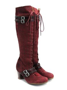 Steampunk Boots | Steampunk Boots Female Steampunk revue: women's boot