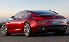Buick Avista Named 'Concept Car of the Year'