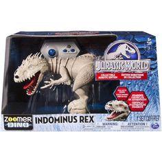 Zoomer Dino Jurassic World Indominus Rex Robot