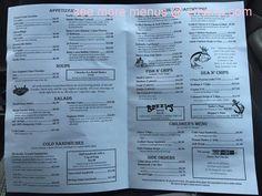 Online Menu of Betty's Fish & Chips Restaurant, Santa Rosa, California, 95409 - Zmenu