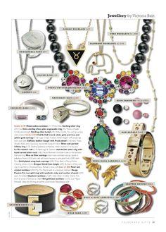 Telegraph Magazine | Gift Guide - December 2013 - featuring Original Half & Half COOPS #coopslondon