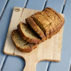 Enjoy banana bread without all of the fat - this healthy banana bread has whole wheat and gluten free options  it's SO delicious!
