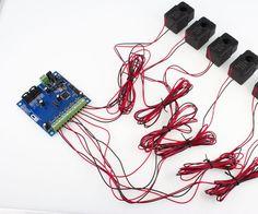 Power monitoring using Arduino and log into Google sheet