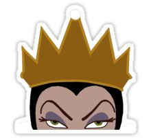 The Evil Queen- Snow White Sticker