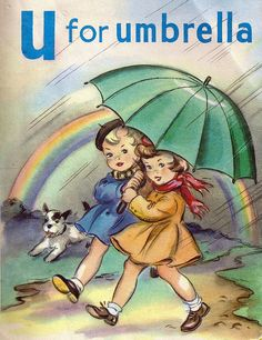 """U Is For Umbrella"""