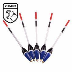 Amur Brand Fishing Tackle 5 pcs/set Fishing Bobber Cork Floats Kit Glow Balsa Wood 4g+2g    //    Price: $US $4.89 & FREE Shipping //     #sport  #active #strong #motivation #lifestyle #getfit #exercise