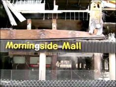"""I captured some footage of Morningside Mall as it was being torn down. The song is a piano version of """"In The End"""" by Linkin Park. I hope this video can brin. Scarborough Ontario, Tear Down, Mall, Toronto, Death, Linkin Park, Bob, History, Youtube"""