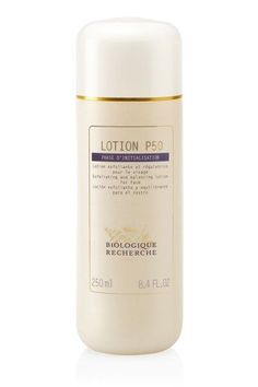 The 'Jesus in a Bottle' French Skin-Care Product: Effective exfoliating toner lotion with quick and long lasting results. Lotion P50, Pimples, Acne Treatment, Acne Products, Beauty Products, Biologique, Beauty Secrets, Bath And Body, Hair Makeup