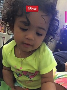 Royalty Chris Brown daughter pretty girl beautiful 1 year old Gemini