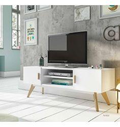 MESA DE TELEVISIÓN VINTAGE MA04 TV900