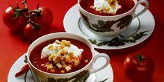 Krem juha od rajčice na meksički način