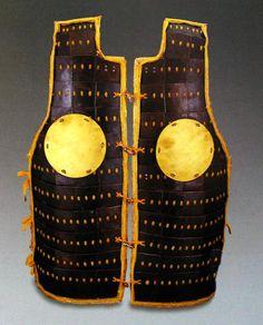 Replica of the parade armour of Emperor Wangli(万历皇帝), Ming Dynasty.