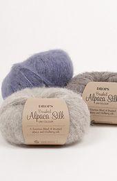 Ravelry: Garnstudio DROPS Brushed Alpaca Silk