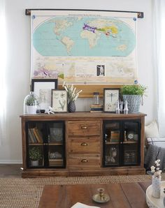 10 Clever Ways to Hide a TV In Any Room - PureWow Media Room Decor, Room Wall Decor, Diy Wall Decor, Camo Living Rooms, Living Room Art, Bedroom Themes, Bedroom Decor, Bedroom Tv, Bedroom Ideas