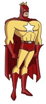 Star Man II - Galeria de Personagens de Desenhos Animados - GPDesenhos.com.br