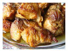Greek Beauty, Greek Cooking, Greek Recipes, Chicken Wings, Pork, Appetizers, Meat, Dinner, Cooking Ideas
