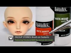 Faceup Stories: Brush-on Sealants - YouTube