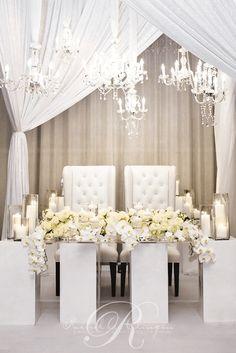 Head Tables - Wedding Decor Toronto Rachel A. Clingen Wedding & Event Design