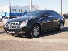 2012 Cadillac CTS 3.0L AWD 4dr Sedan - Lathrup Villlage MI