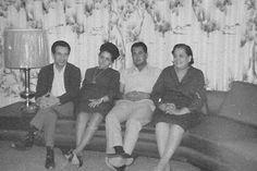 Abuelita, Tio Genaro, Tia Cristina