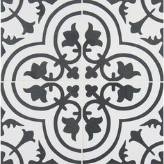 Design to your heart's desire! The Cluny 888 C Cement Tile is perfect for any room. Use this handcrafted cement tile to get a look you'll love. Bathroom Flooring, Kitchen Flooring, Tile Flooring, Fixer Upper, Tiles Price, Concrete Tiles, Cement Floors, Cement Patio, Spanish Style Homes
