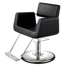 Terrific Value Furniture Realistic High-end Barber Chair Hair Salon Cutting Chair European Style Modern Hair Chair Can Lift Hair Chair Cutting Stool Barber Stool