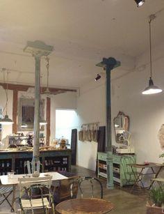 il Tavolo Verde C/Villalar, 6 (m: Retiro) café y anticuario