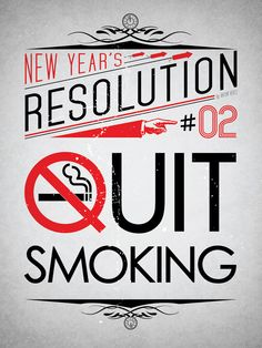 Toutes les tailles   New Year's Resolution #02: Quit smoking   Flickr: partage de photos!