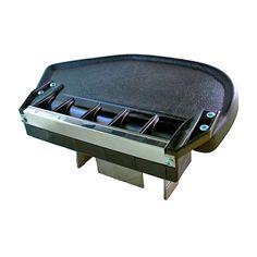 Cambist coin table no.98121-5 for a 5 tube coin dispenser.