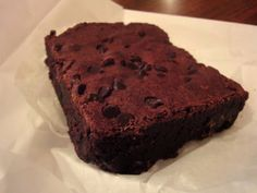 Blackjack bakehouse brownies