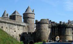 Le château de Fougères ou la plus grande forteresse d'Europe - Le blog Dartagnans