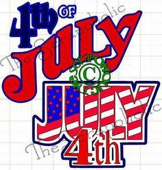 25 Days of July 4th Cut File Freebies! Day 2 MTC SVG