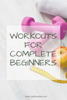 If you are new to working out you might be wondering where to start. Check out this post for 7 days of at home workouts that were all designed for beginners. Weights Workout For Women, At Home Workouts For Women, Best Workout For Beginners, Yoga For Beginners, Fitness Tips, Fitness Motivation, Home Exercise Routines, Lose Weight At Home, Get In Shape