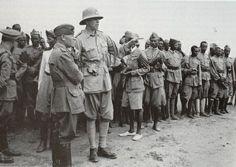 British Somaliland soldiers by Sanaag, via Flickr
