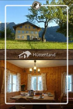 Dieser besonders schön ausgestattete Hof bietet einen traumhaften Ausblick auf die Tennengauer Gebirgswelt, dem größten Almplateau Österreichs. Man kann direkt vom Haus aus zu 7 Almen und Hütten wandern: Trickelfallhöhle 1 h 10 min, Wandalm 1 h 25 min, Seitenalm 1 h 40 min, Rossberghütte 2 h 05 min, Gsengalm 2 h 20 min, Holzwehralm 2 h 50 min, Schwarzkogelhütte 2 h 50 min. Im Bauernhaus lädt eine gemütliche Bauernstube mit Eckbank und Holzofen zum Beisammen sein ein. Auch die Küche lässt ... 20 Min, Outdoor Decor, Home Decor, Wood Oven, Farm Cottage, Homemade Home Decor, Decoration Home, Interior Decorating