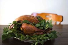 Long, low-temperature slow-roasting is my favorite way to cook poultry, and it works particularly well for turkeys. Done right, slow roasting yields a marvelously tender bird with meat that literally falls off the bone, making