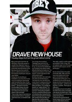 DJ Mag   Article: Huxley   1trax