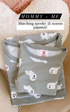 Mommy and me matching spooky season pajamas #LTKSeasonal #LTKstyletip #LTKunder50
