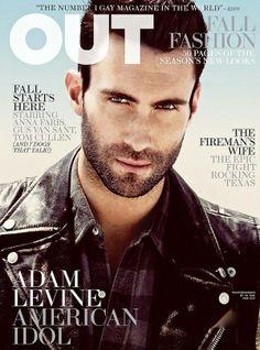 Adam Levine For Out September  The Voice Adam Levine
