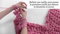 94,9 Rouge fm :: Comment tricoter AVEC LES BRAS un foulard en moins de 30 minutes! :: Le blogue de Vicky Jodry Blogue deVicky Jodry - Feed Story