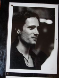 Jeff Buckley. Number 3 on the Hottest 100 with Last Goodbye!! (Should have taken out the top spot, just sayin')