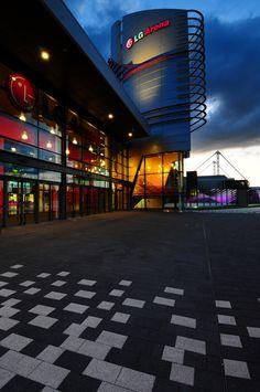 LG Arena, Birmingham