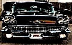 """58"" Cadillac"