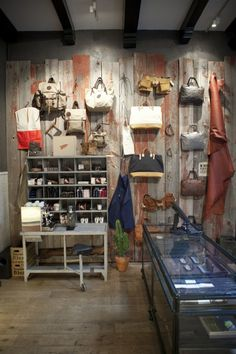 Red Wing Shoe store Amsterdam